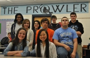 Prowler holds signing day for returning staff