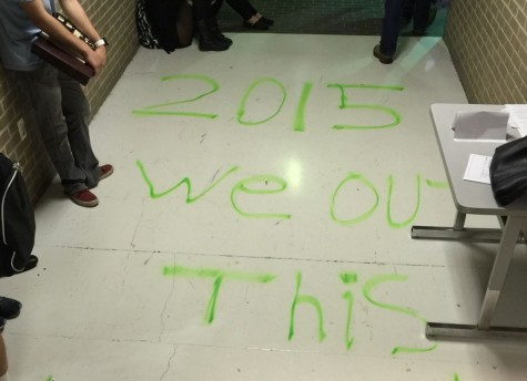 Senior prank upsets students, administration