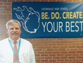 CHS teacher returns as principal