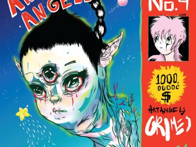 3. Art Angels – Grimes