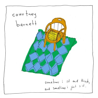 8. Sometimes I Sit and Think, and Sometimes I Just Sit – Courtney Barnett