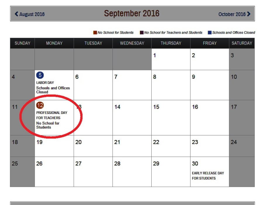 Muslim Holiday Added To Mcps Calendar For Next School Year Best Of Sno