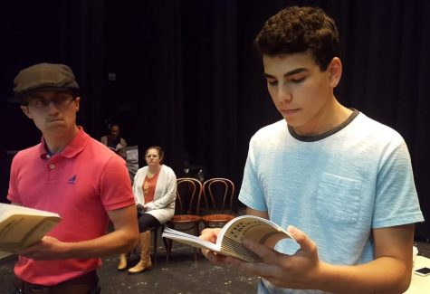 SL Theater Brings Literature Class to Life