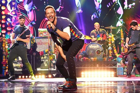 Coldplay writes song for Texans affected by hurricane
