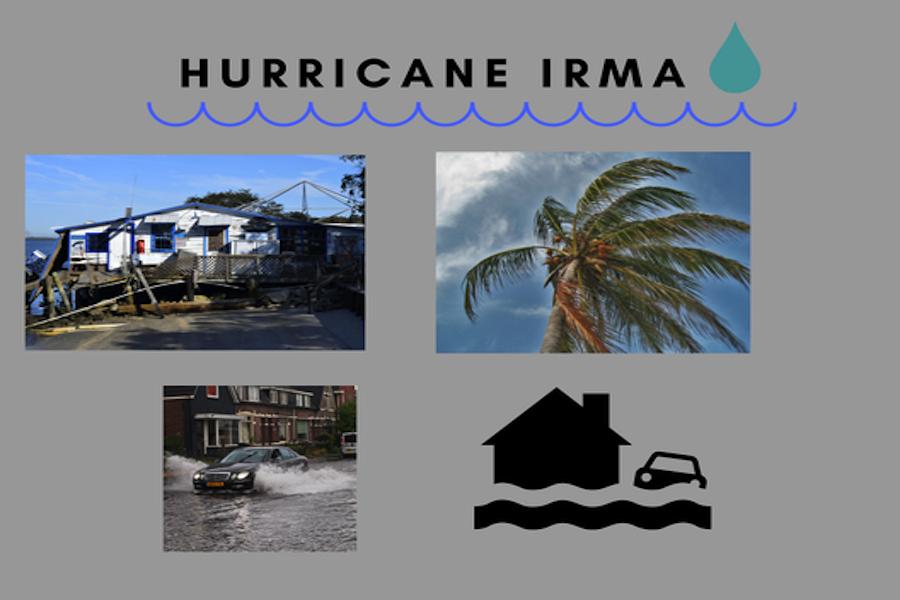 Hurricane Irma turns Florida upside down