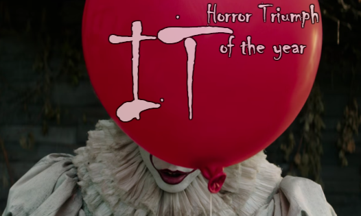 This is 'It', the horror triumph of the year