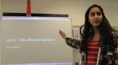 Let's talk about sexism