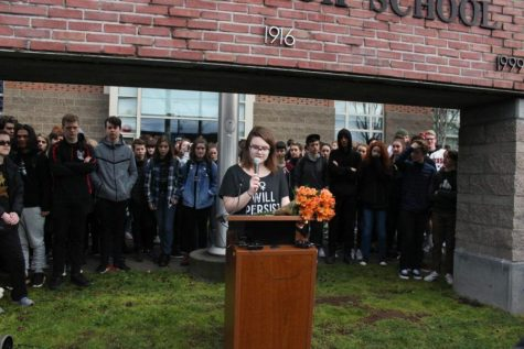 Podcast: Students walk out in nationwide gun violence protest