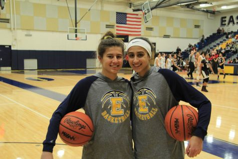 The dynamic sister duo on the court
