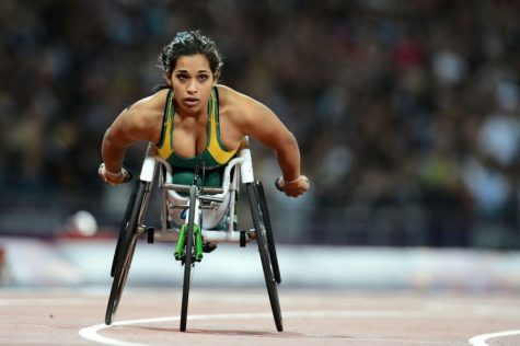 On your mark, get set, go! The Paralympics