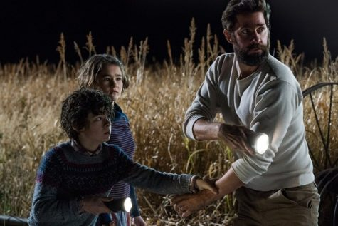 'A Quiet Place' is full of uproaring twists