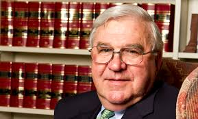 Retiring Chief Justice Hines reflects on career and Grady