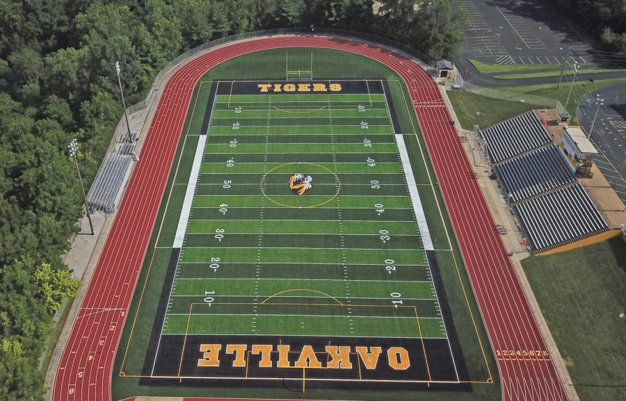 OHS replaces turf for first time in 11 years