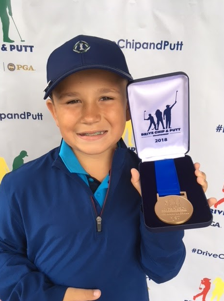 Whitehall fourth grader to compete at Augusta National golf course