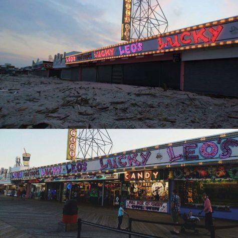 Florence brings memories of surviving Sandy