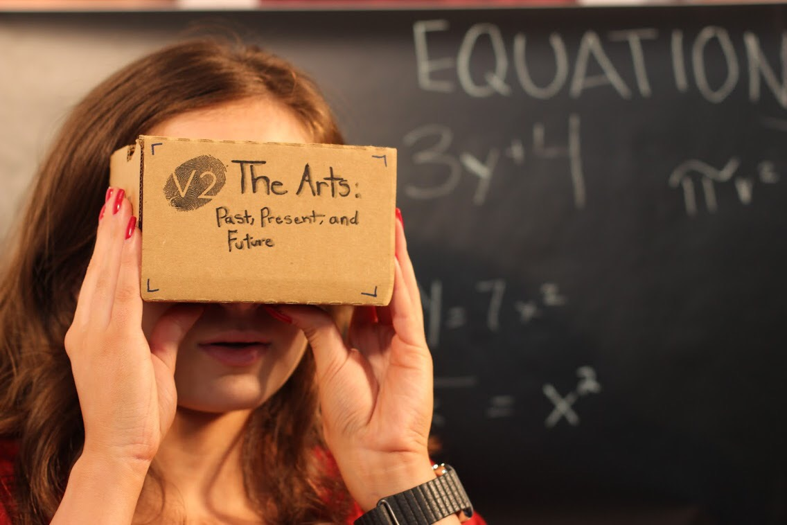 "Advancements in technology have followed students into the art classroom and are now changing the way we learn. In a 2013 study by the Pew Research Center, about 77 percent of those who participated somewhat or strongly agree that the internet has ""played a major role in broadening the boundaries of what is considered art."" Today, students can connect with technology in new ways to do things they could not have done before."