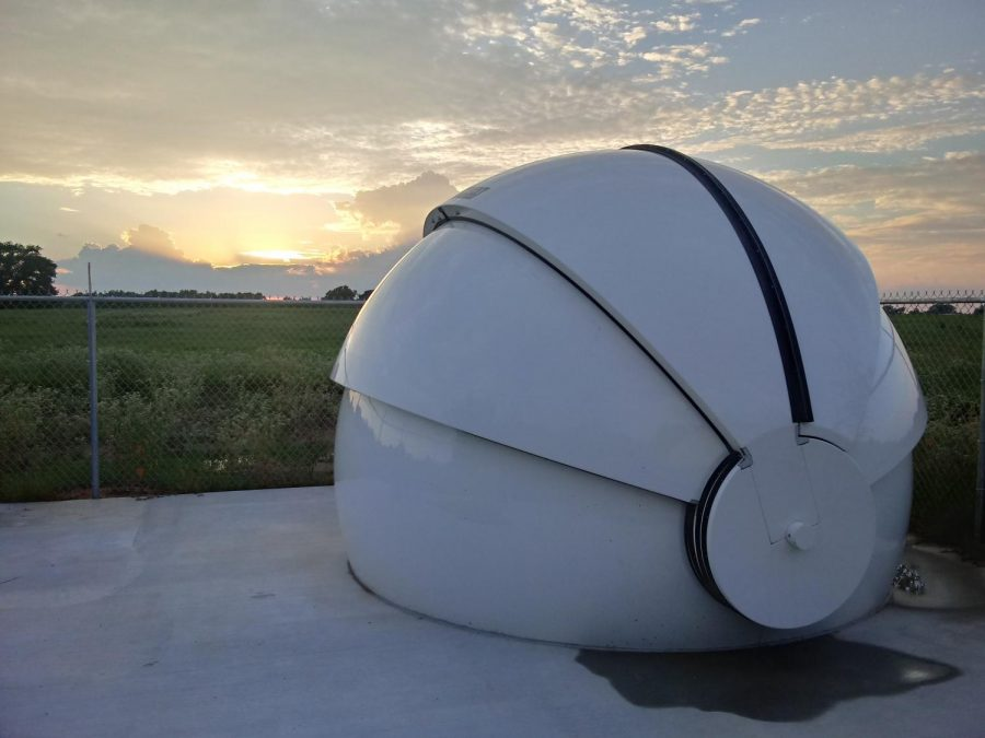 New telescope allows for deeper research
