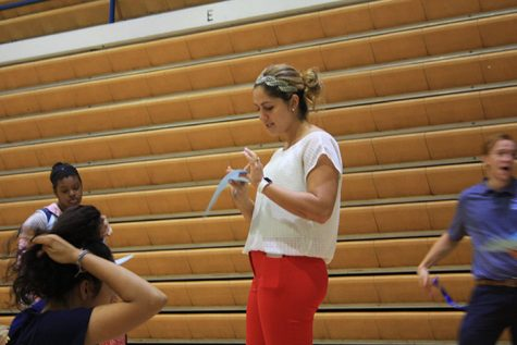Conrad cultivates compassionate culture as new girls' volleyball head coach