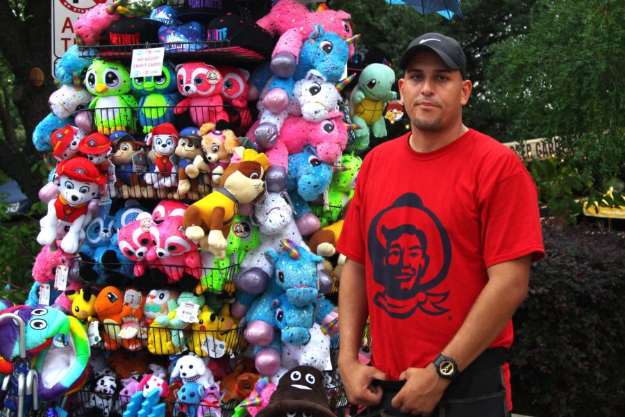Faces of the Fair: Victor Ramirez