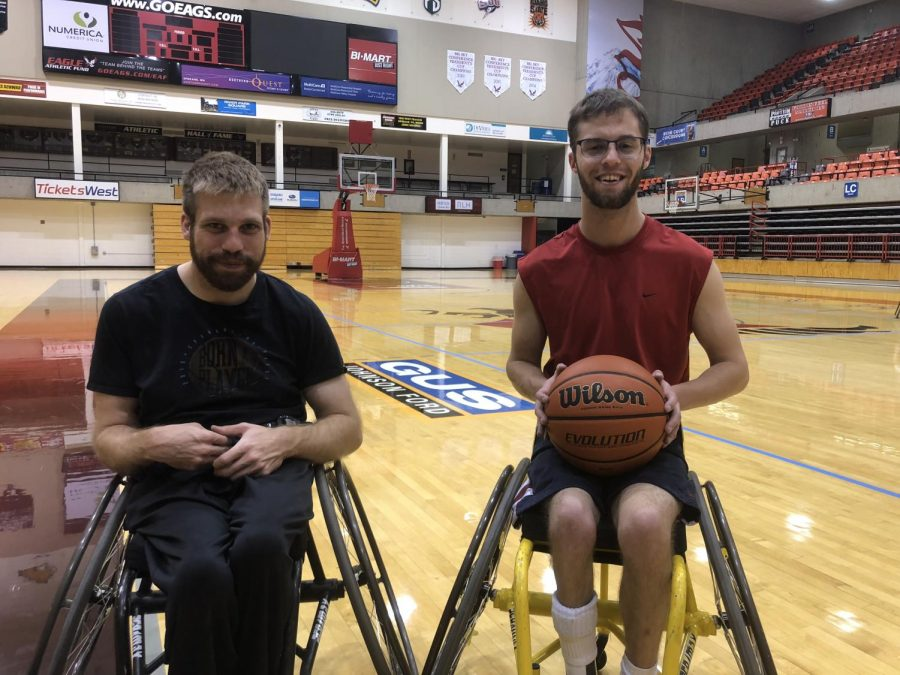 Wheelchair basketball strives for inclusivity