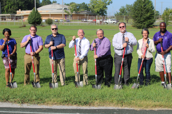 After Over 30 Years, Central's Track is to be Rebuilt