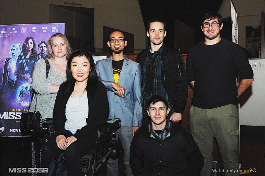 Alumna Kaitlyn Yang aspires for change in the entertainment industry through Alpha Studios