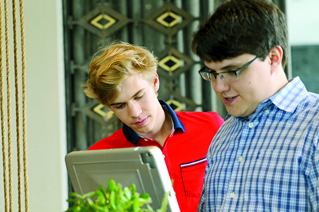 Students intern at new hotels downtown