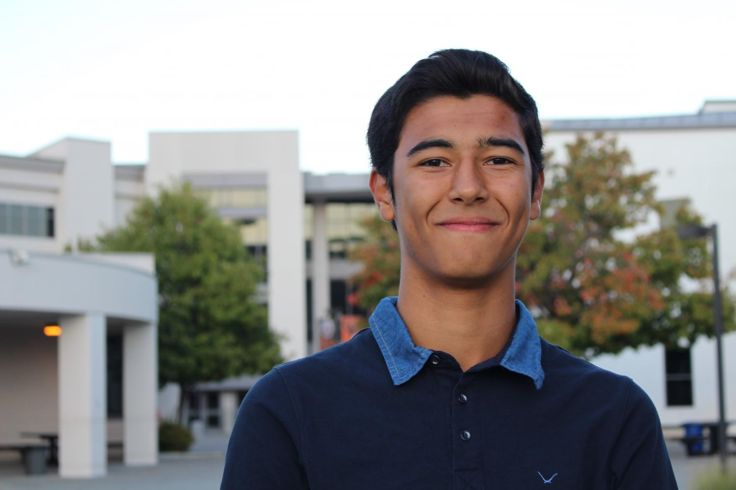 Former Wildcat and current Cal High junior Ali Turanalp discusses Islam and education from the perspective of his identity as a Turkish immigrant.