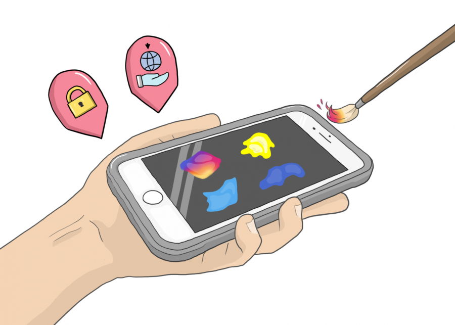 Two worlds are colliding: Future of social media resting in palms of today's youth