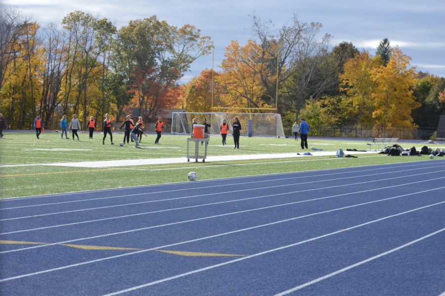 New Track and Field Provide Top Notch Athletic Facilities