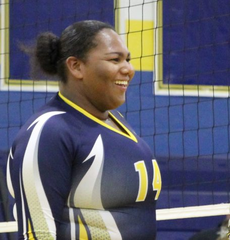 Colonia's volleyball outside hitter triumphs kidney failure
