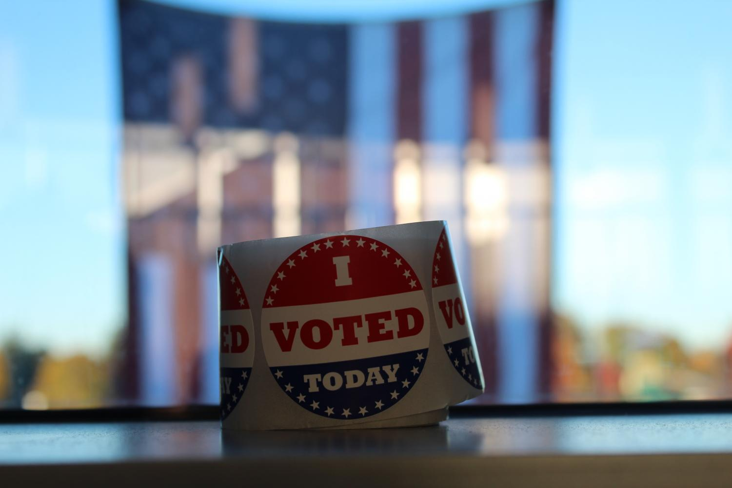 A mock election for the November 6th midterm elections will be held Thursday