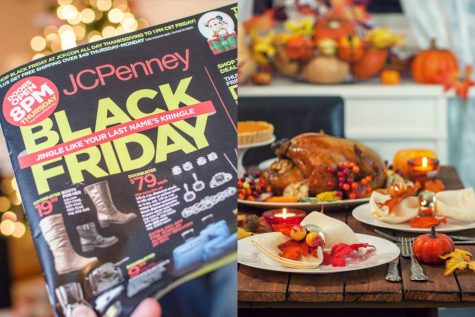 """""""Giving Thanks"""": Choose Thanksgiving Over Black Friday"""