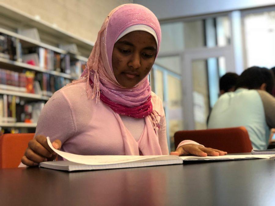 Finding the Root of Freshman Sabreen Alam's STEM Skills