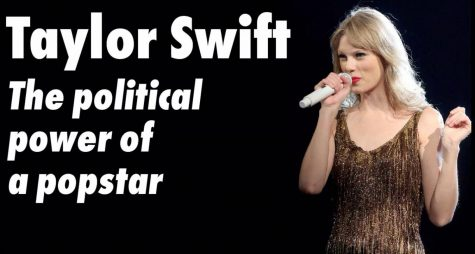 The political power of a popstar