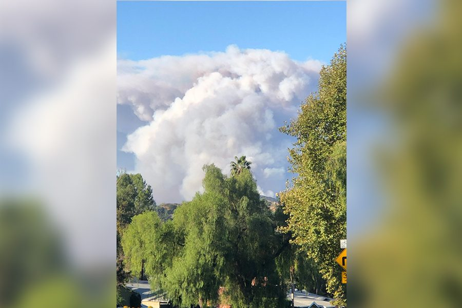 Frisco Fire Department helping battle blazes in California