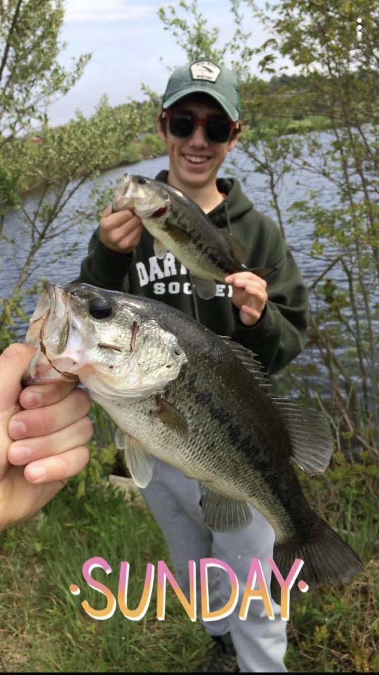 The Fishing Club is already reeling them.