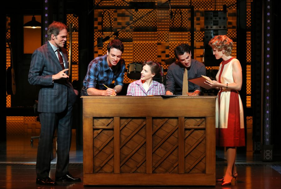 """Beautiful: The Carole King Musical"" brought humor, a dazzling set, and talented performances"