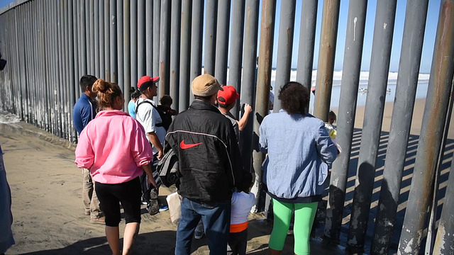 Students react to Southern border crisis