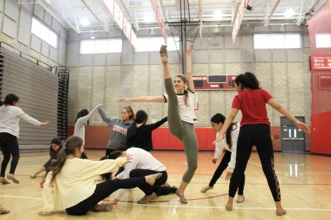 Dance director refreshes program, focuses on psychology, physiology
