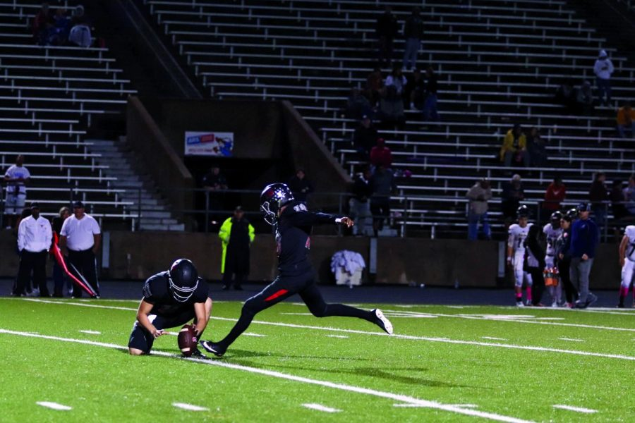Kicker: a leg above the competition