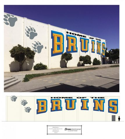 Class of 2018 gifts two new murals to the SCHS campus