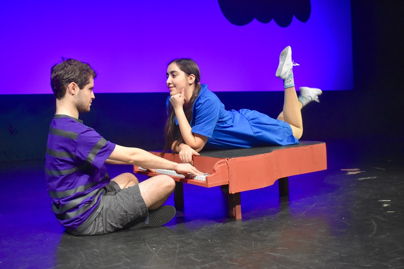 """You're A Good Man, Charlie Brown"" hits the stage Nov. 16, 17, 18"