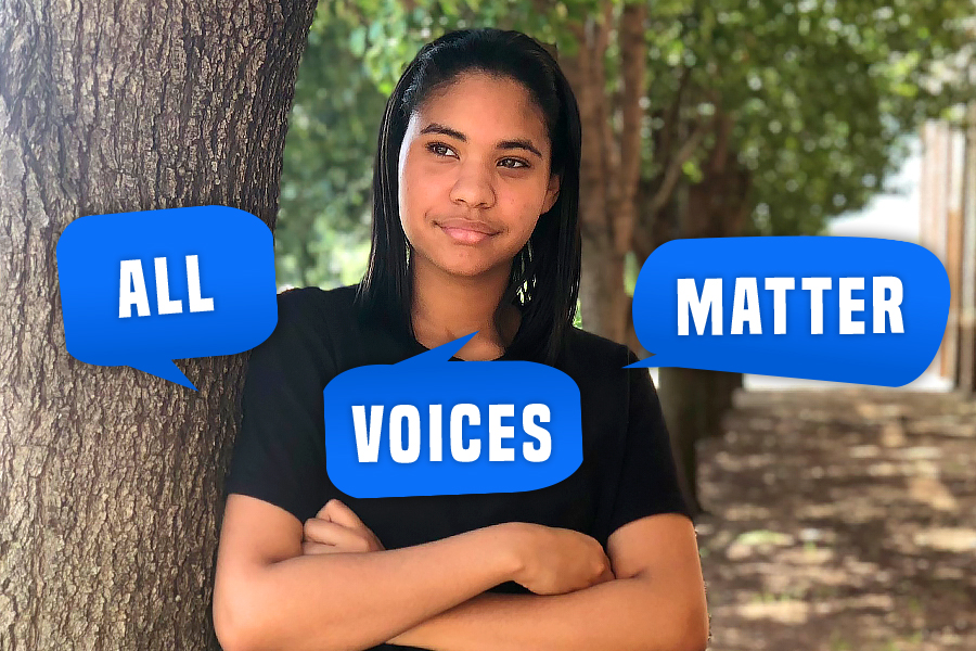 In her weekly column, All Voices Matter, staff reporter Aviance Pritchett gives her take on social and cultural issues.