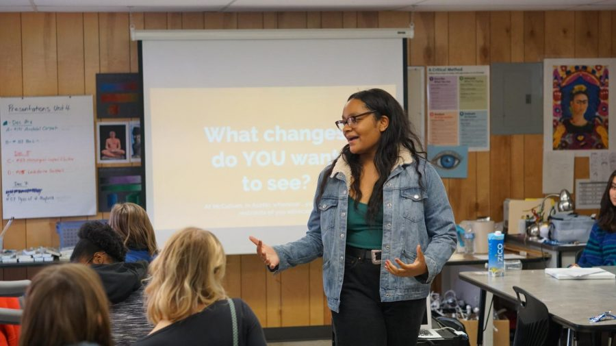 Students of color, their allies create new club
