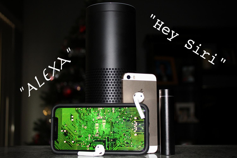 Common tech items can listen into regular conversation