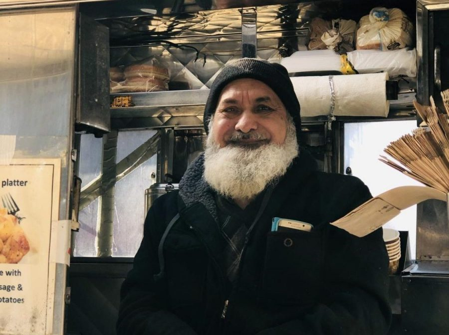 Meet Nadir, Our Food Truck Friend