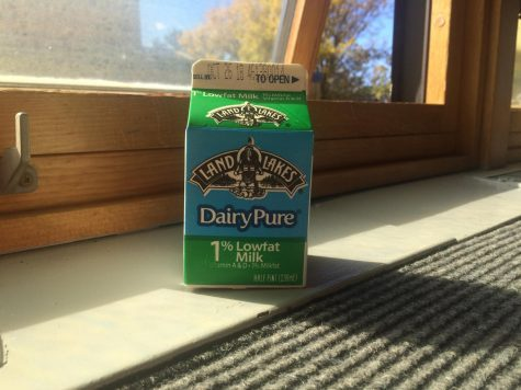 Grace Christenson reviews milk