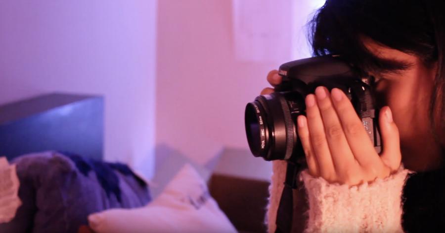 Alexis Mae Uses Synesthesia to Enhance Her Art