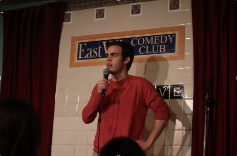 Jake Schick pursues stand-up comedy in Brooklyn